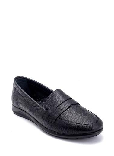 Derimod Kadın Loafer (36855) Casual Siyah
